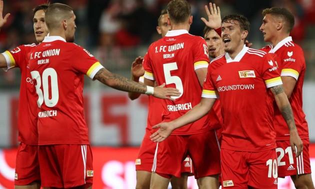 Уніон знищив Майнц у 3 турі Бундесліги