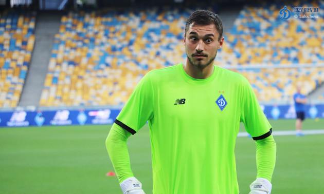 Бущан продовжив контракт з Динамо - журналіст