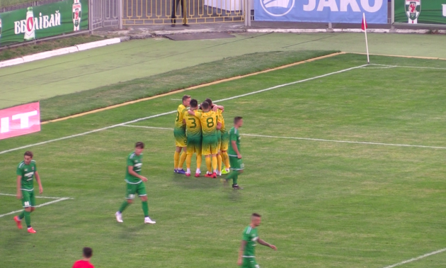 Оболонь - Полісся 0:1. Огляд матчу
