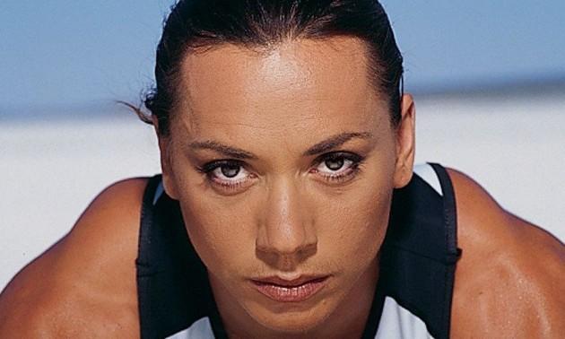 Вона стала першою українською спортсменкою, яка знялася в еротичній фотосесії для Playboy