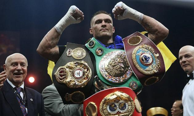Екс-чемпіон світу: Усик у супертяжах всі пояси забере