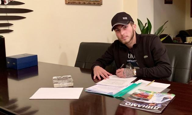 Динамо визначилося із долею хавбека, яким цікавився Аякс