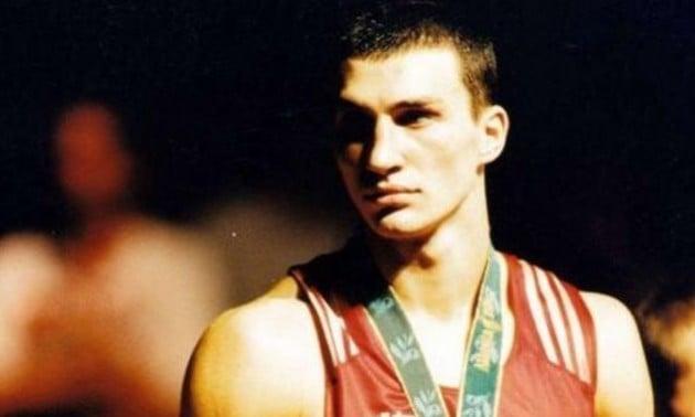 23 роки тому Володимир Кличко виграв золото Олімпійських ігор