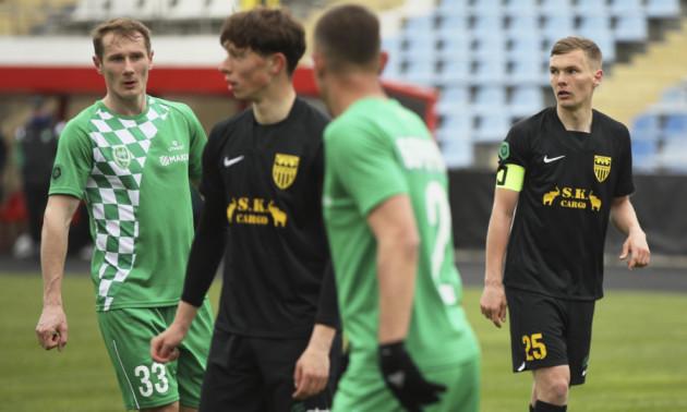 Буковина - Нива 1:0. Огляд матчу