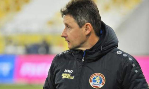 У Павелка вимагають пояснень щодо мовного інциденту між тренером Львова та арбітрами
