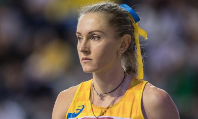 Україна не змогла повторити фантастичний успіх у фіналі естафети на ЧС