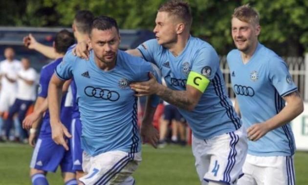 Динамо Брест - Мінськ 6:1. Огляд матчу