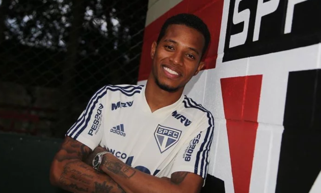 Че Че забив дебютний гол за Сан-Паулу
