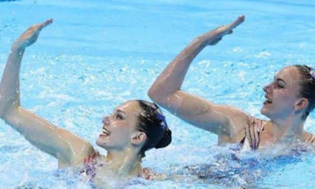Українки посіли третє місце у кваліфікації з артистичного плавання