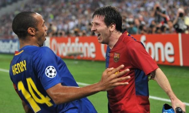 Барселона могла замінити Вальверде на Анрі