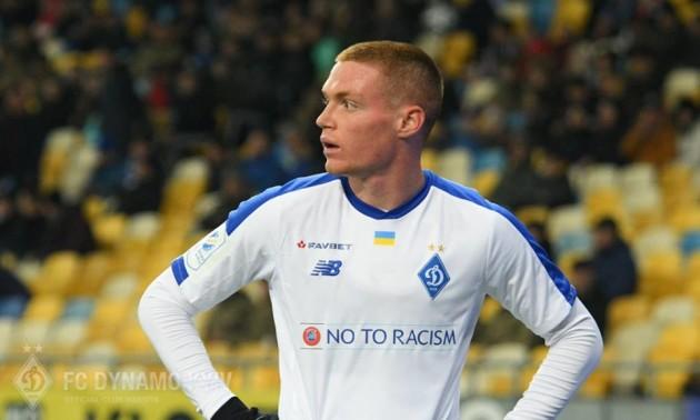 Циганков забив шостий переможний гол за Динамо