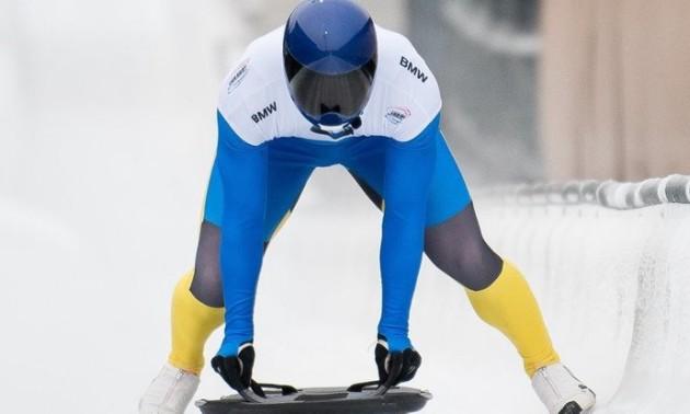 Гераскевич у ТОП-10 на етапі Кубка світу зі скелетону