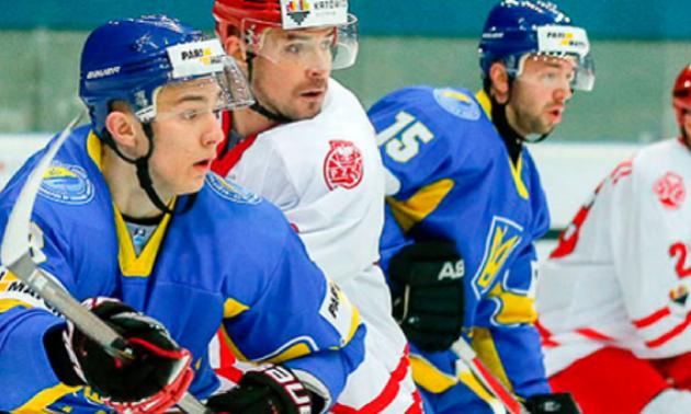 Визначилися суперники збірних України з хокею на чемпіонатах світу