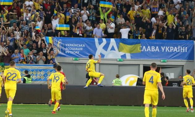Збірна України вперше в історії не програла в календарному році