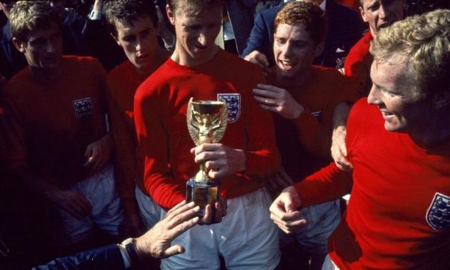 Помер легендарний англійський футболіст