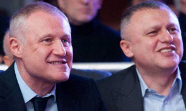 Суркіси могли продати Динамо російському мільярдеру