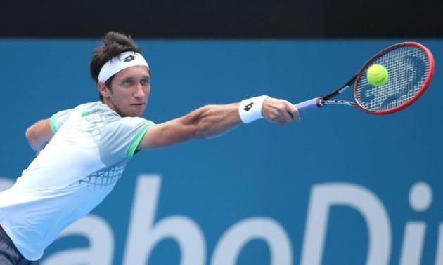 Стаховський пробився у чвертьфінал турніру в Сеулі