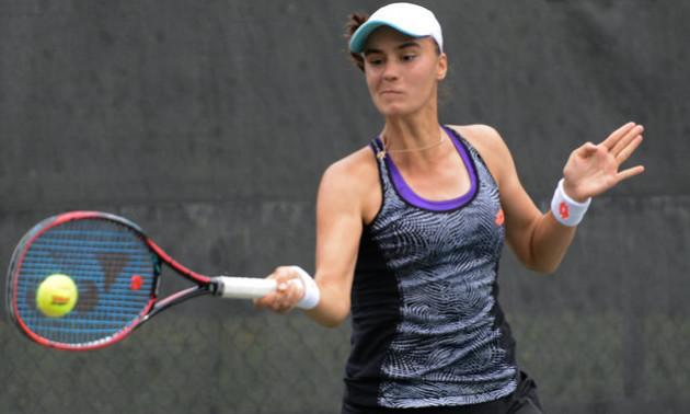Калініна вилетіла із US Open
