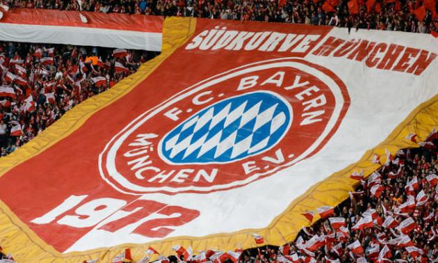Баварія показала третій компленкт форми на наступний сезон
