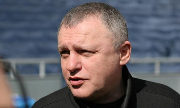 Суркіс: перед Красніковим ставив завдання запросити футболістів, які одразу заграють