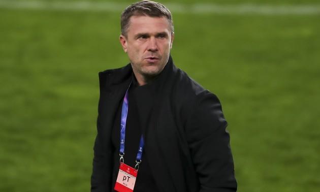 Ребров: Хотів би зіграти з Динамо в одній групі Ліги чемпіонів