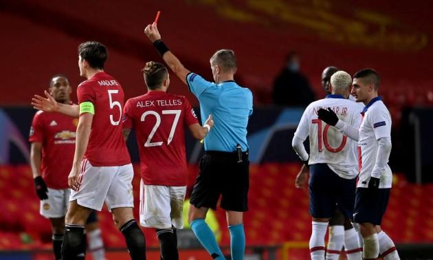 Манчестер Юнайтед - ПСЖ 1:3. Огляд матчу