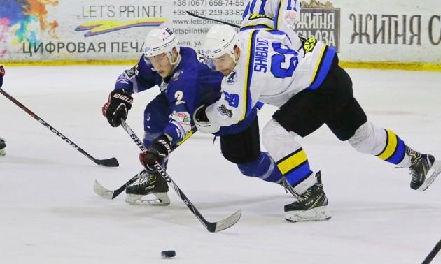 Дніпро обіграв Крижаних Вовків у регулярному чемпіонаті
