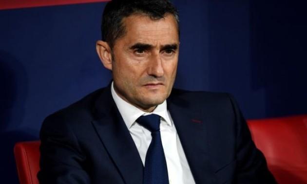 Барселона не звільнить Вальверде до кінця сезону - ЗМІ
