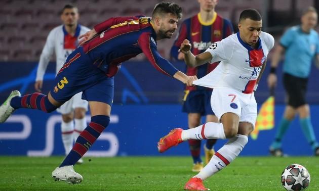 Ліга чемпіонів. ПСЖ - Барселона 1:1. Як це було