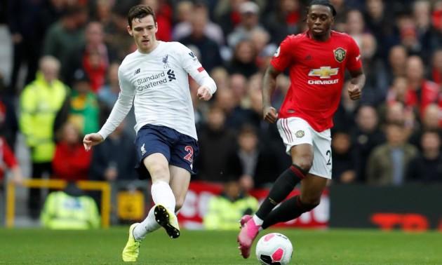 Манчестер Юнайтед – Ліверпуль 1:1. Огляд матчу