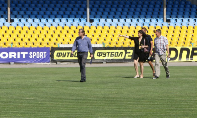 Директор Олександрії: Клуб готовий зробити все можливе, щоб вдома приймати матчі Ліги Європи