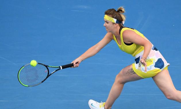 Світоліна програла Анісімовій на турнірі у Досі