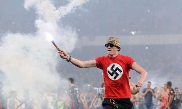 Радикальний уболівальник Динамо балотується у Верховну Раду