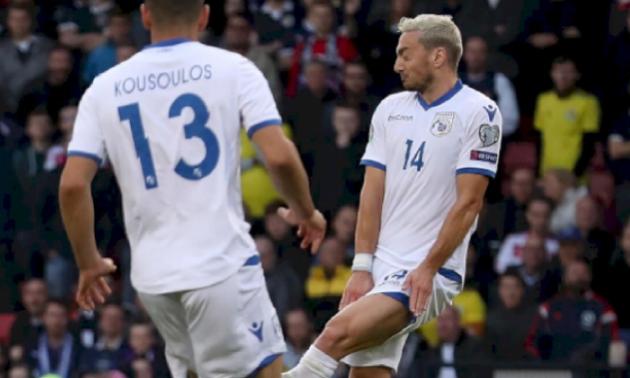 Кіпр несподівано переміг Казахстан у відборі на Євро-2020
