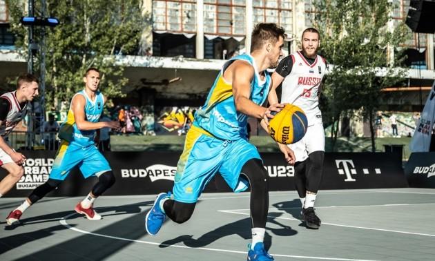 Збірна України програла у другому матчі на фіналі Ліги Націй