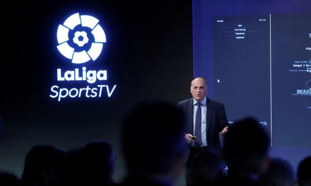 Ла-Ліга запустила сервіс з безкоштовними спортивними трансляціями