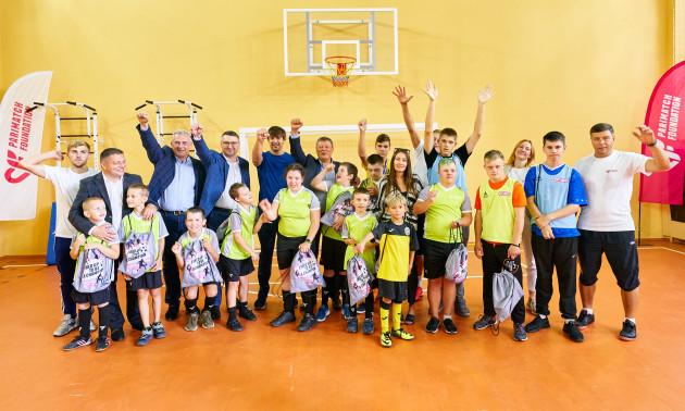 Олександр Шовковський: Мені дуже близька місія Parimatch Foundation — розвивати дітей через спорт