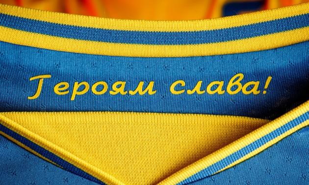 УАФ веде переговори з УЄФА щодо гасла Героям Слава