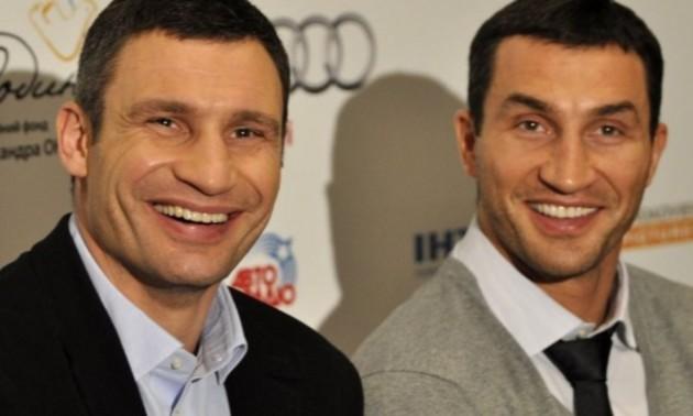 Брати Клички подали в суд на телеканал 1+1