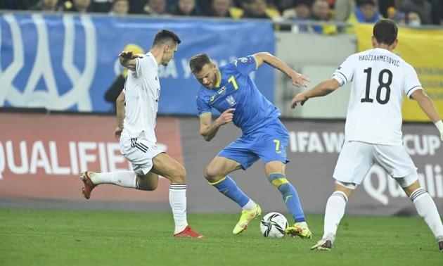 Україна - Боснія і Герцеговина: відеоогляд матчу