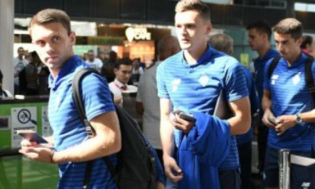 Динамо із Родрігесом вирушило на матч проти Брюгге