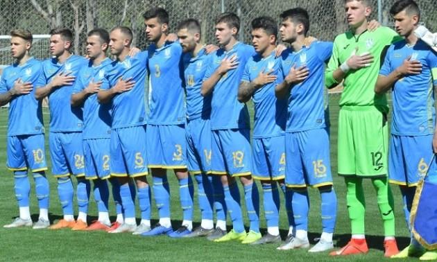 Ротань назвав склад молодіжної збірної України на турнір пам'яті Лобановського