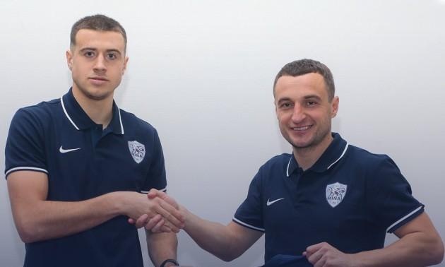 Минай підписав ексзахисника Динамо