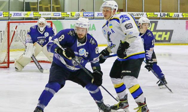 Дніпро обігнав Донбас в турнірній таблиці, Кременчук закріпився на першому місці. Огляд 15-го туру УХЛ