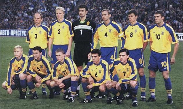 Золота колекція. Легендарний матч Україна - Росія