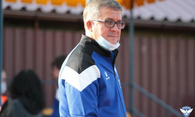 Клуб Другої ліги звільнив головного тренера та спортивного директора