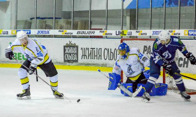Дніпро в серії післяматчевих буллітів вирвав перемогу в Динамо
