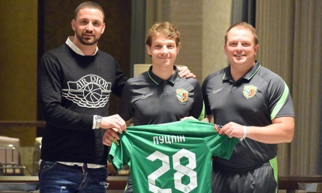 Ворскла продовжила контракт з хорватським хавбеком