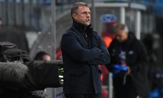 Ребров: У Будапешті буде зовсім інший матч