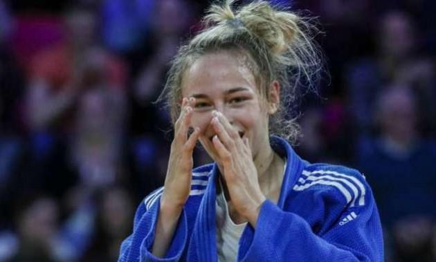 Сльози дня: 17-річна українка виграла золото чемпіонату світу. ВІДЕО